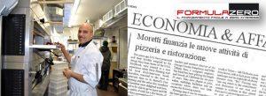 Moretti Forni FORMULA ZERO: il finanziamento facile a ZERO interessi