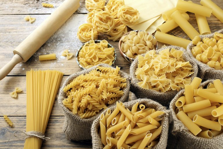 Read more about the article MADE IN ITALY: L'EXPORT DI FOOD RESISTE GRAZIE ALLA PASTA