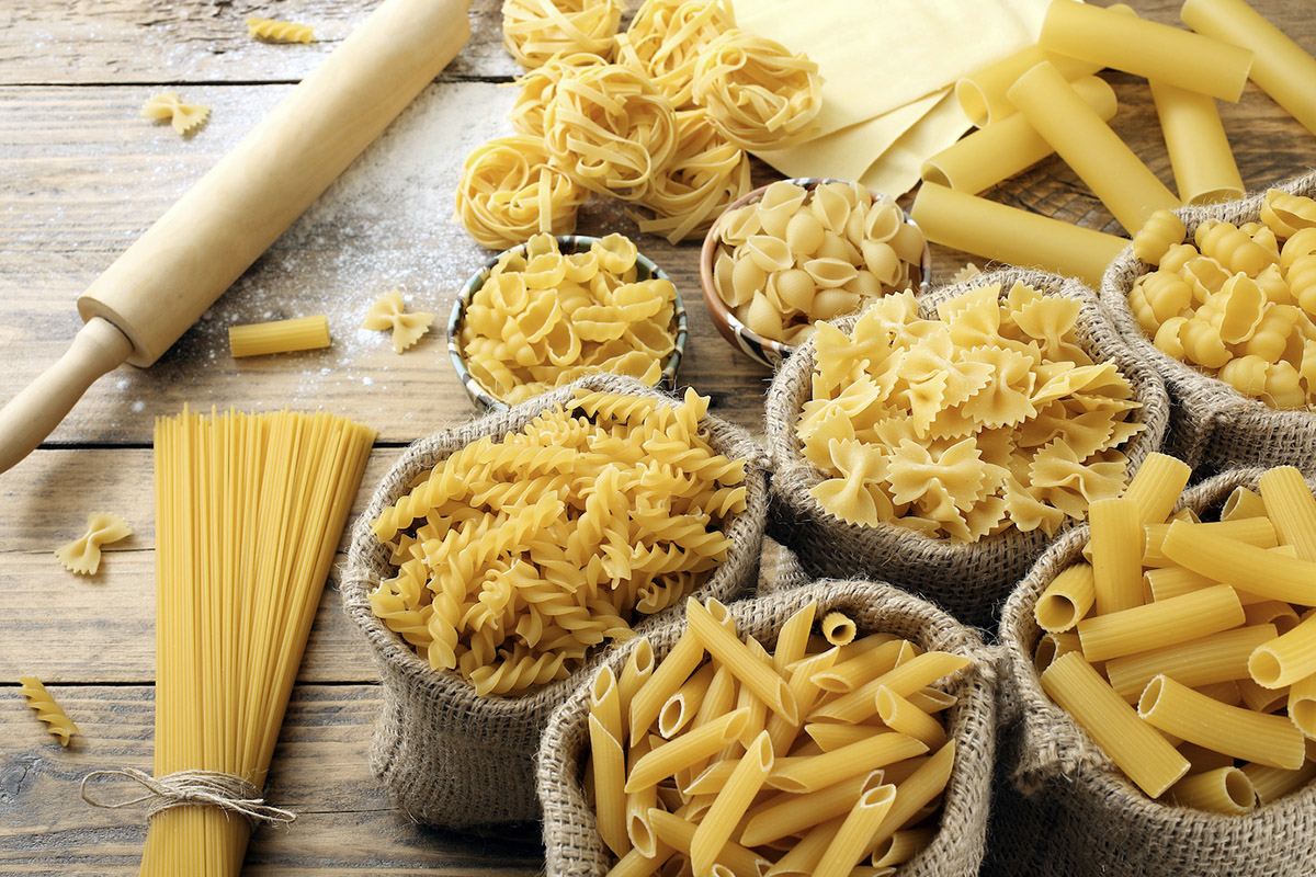 You are currently viewing MADE IN ITALY: L'EXPORT DI FOOD RESISTE GRAZIE ALLA PASTA