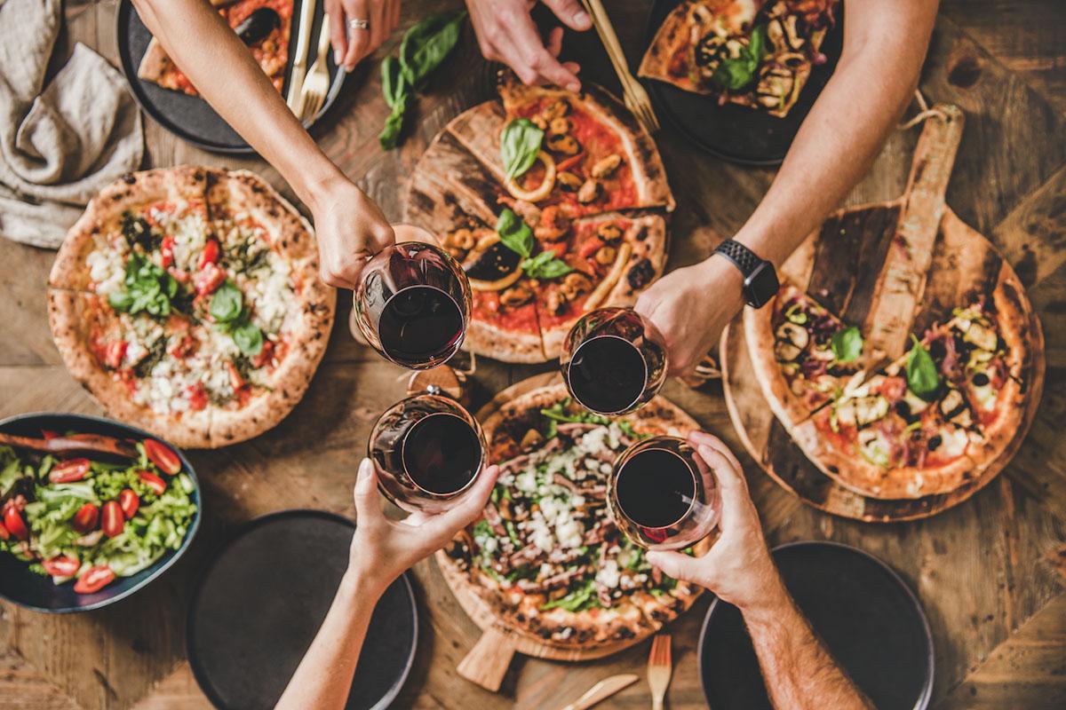 PIATTI PRIMAVERILI: LA RICERCA SULLE NUOVE TENDENZE FOOD 2021